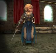 FE 13 Swordmaster (Female Morgan)