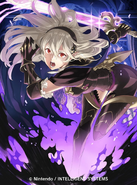 Female My unit fire emblem Cipher Artwork