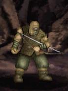 Hunter battle (TS)