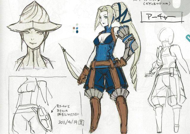 File:Archer female.jpg