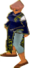 FE9 Ena Red Dragon (Untransformed) Sprite