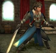 FE13 Swordmaster (Stahl)