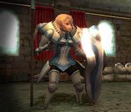 FE13 Knight (Female Morgan)