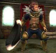 FE13 Warrior (Gangrel)
