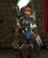 FE13 Bow Knight (Ricken)
