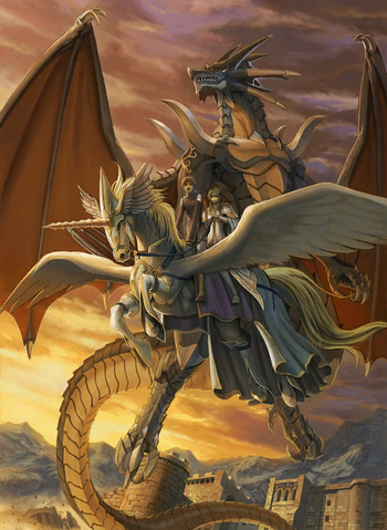 File:Kurthnaga and Elincia halt the battle.png