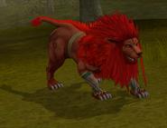 FE10 Lion (Transformed) -Skrimir-