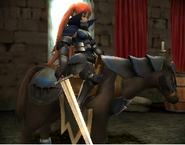 FE13 Dark Knight (Severa)