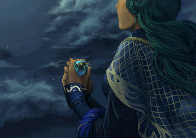 File:Almedha holding a stone.png