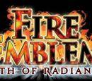Liste des chapitres de Fire Emblem: Path of Radiance