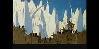 Larn's village