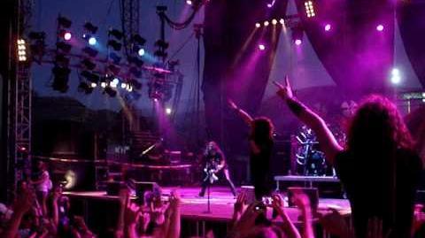 Firewind - Maniac Live Creta festival