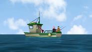 Charlie's Fishing Boat Steele fishing