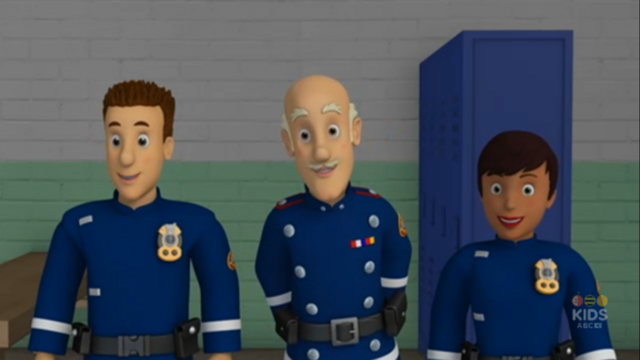 File:Chief Fire Officer Boyce introduces Arnold McKinley and Ellie Phillips.png