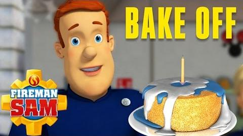 Fireman Sam-Bake Off