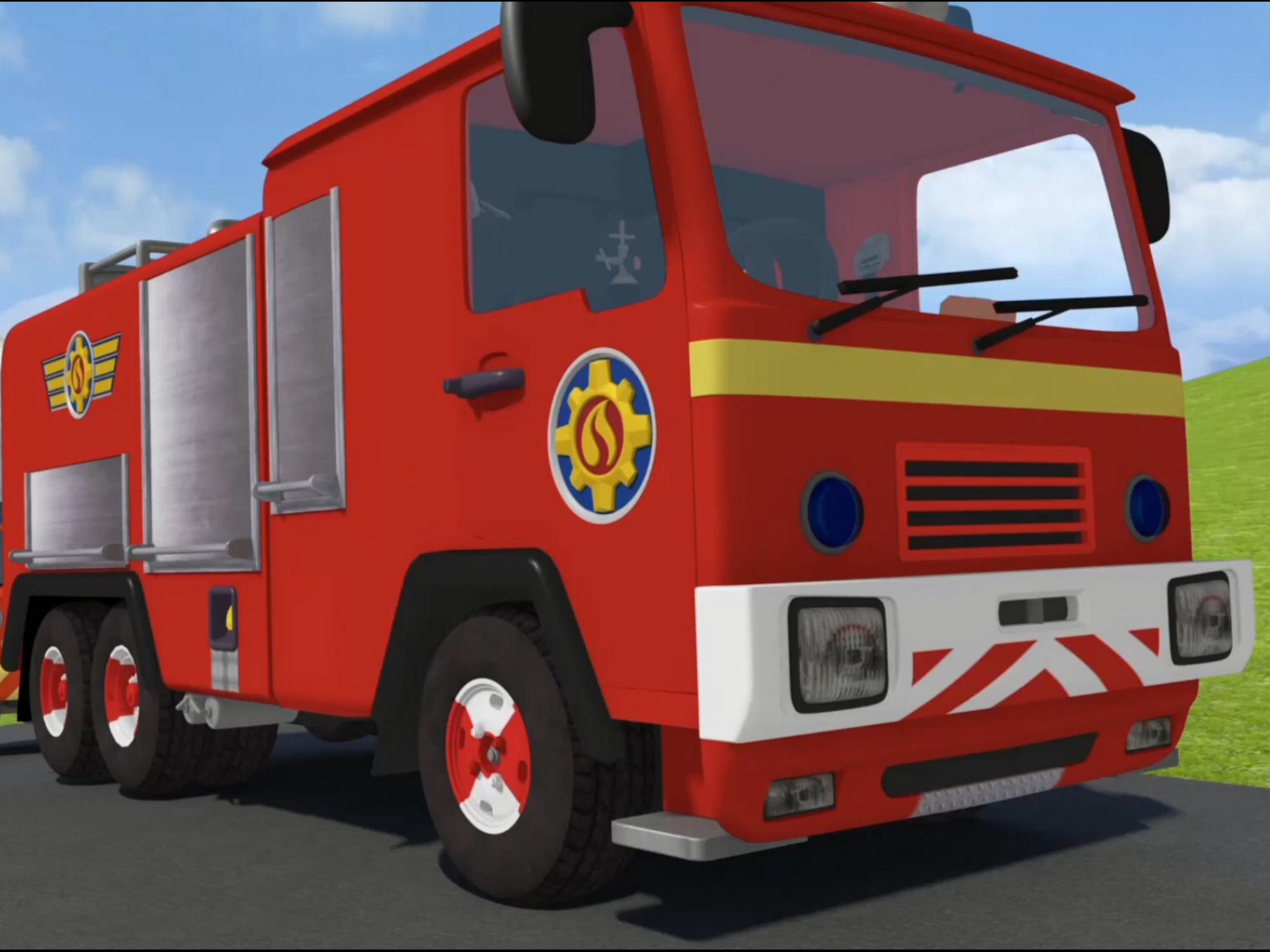 category vehicles fireman sam wiki fandom powered by wikia