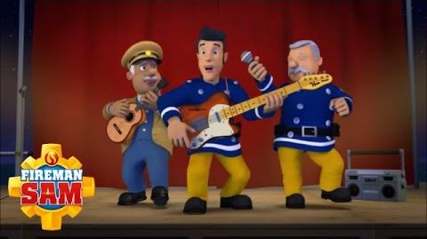 Fireman Sam US Official- The Rescue Song (U.S Ver