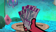 Fish Hooks FFCAGS Swirlies Tickets