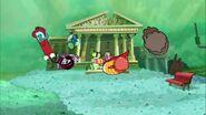 Milo, Bea and Oscar swimming to school 3