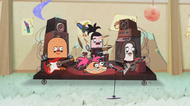 File:Clamantha with her bandmates.png