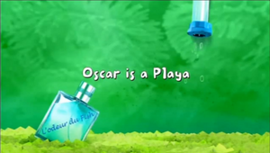 Oscar is a Playa title card