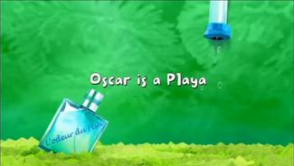 Oscar is a Playa title card