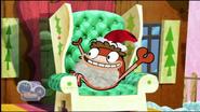 Merry Fishmas, Milo 61
