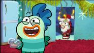 Merry Fishmas, Milo 205