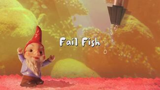 Fail Fish title card