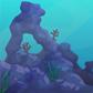 Blue Coral (mini)