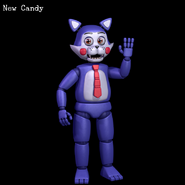 Fixed Candy Extras
