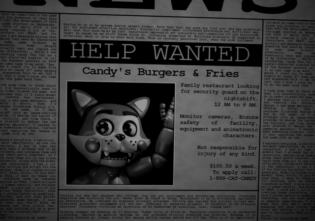 File:Five nights at candy s official help wanted by thesitcixd-d91uqpd.png