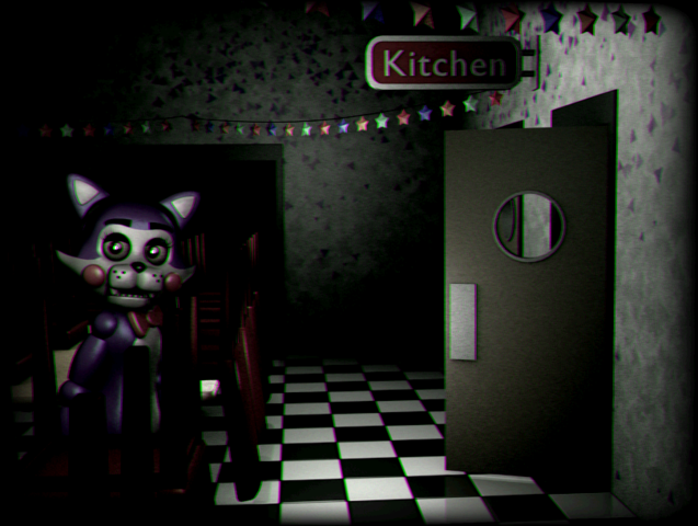 File:Cindy in the main party room open FNAC.png