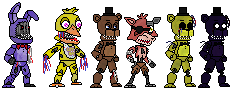 Withered fnaf