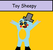 Toy Sheepy