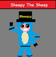 Sheepy The Sheep