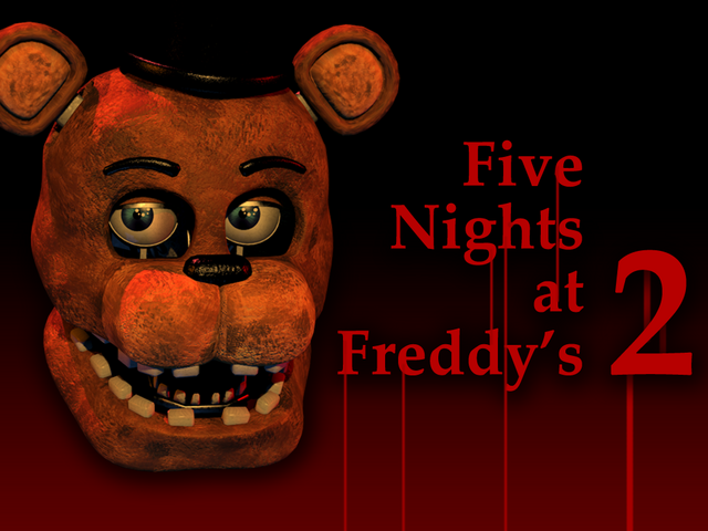 File:Five nights at Freddy's 2 artwork.png