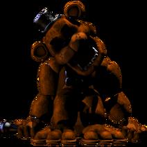 Freddy fazbear suit version 2