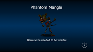 Phantom mangle load