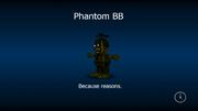 Phantom bb load
