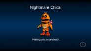 Nightmare chica load
