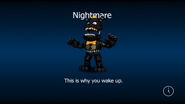Nightmare load