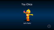 Toy chica load