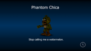 Phantom chica load