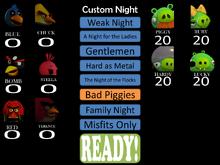 Custom Night 6-1
