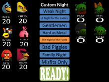 Custom Night 5-1