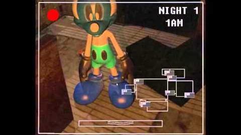 Lets Test Original Five Nights at Treasure Island!