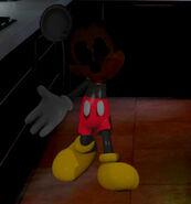 Mortimer in kitchen phase 5