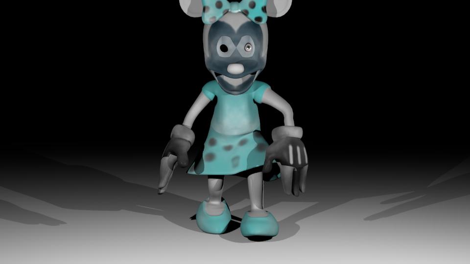 Treasure Island Game Characters