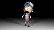 Hola1231 dipper pines promo by hola1231-danrks9